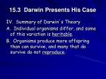 15 3 darwin presents his case15