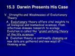 15 3 darwin presents his case17