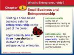 small business and entrepreneurship2