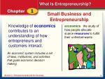 small business and entrepreneurship3