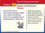 supply and demand theory2