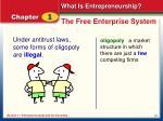 the free enterprise system1