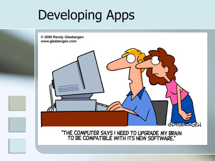 Developing Apps