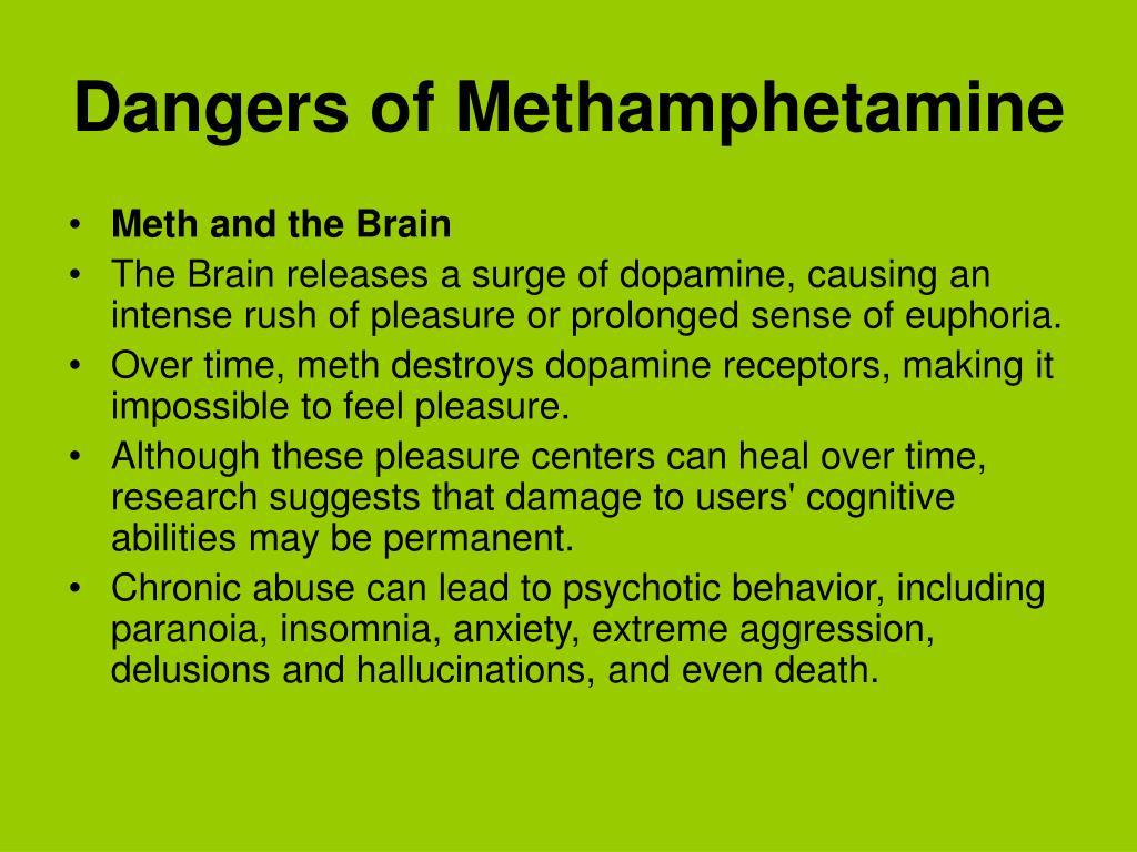 PPT - Methamphetamine PowerPoint Presentation - ID:6879102