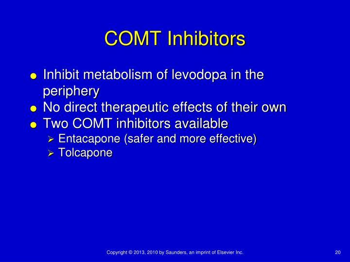 COMT Inhibitors