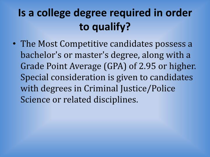 "is a college degree necessary in Is a college degree necessary in barbara ehrenreich's article, ""the higher education scam"" she expresses her feelings about employers looking specifically for college grads to fill their positions."