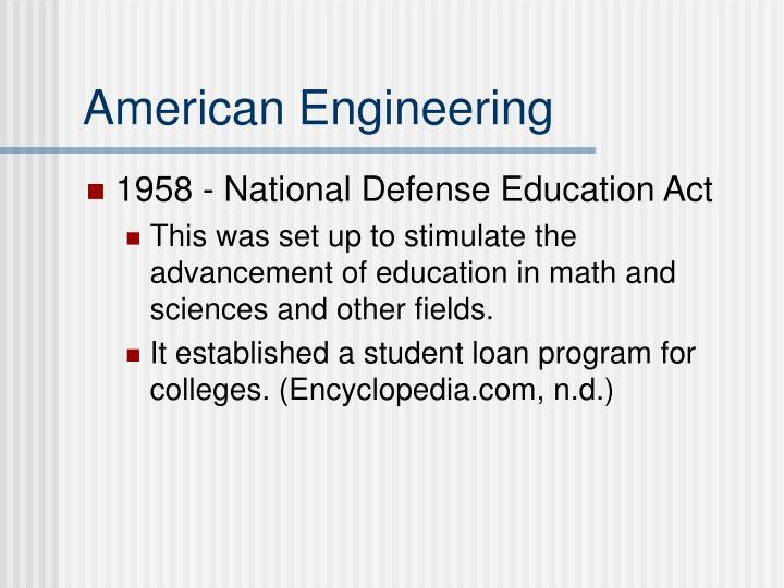 American Engineering