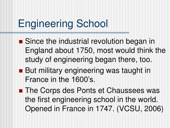 Engineering School