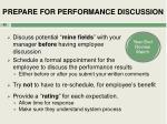 prepare for performance discussion1