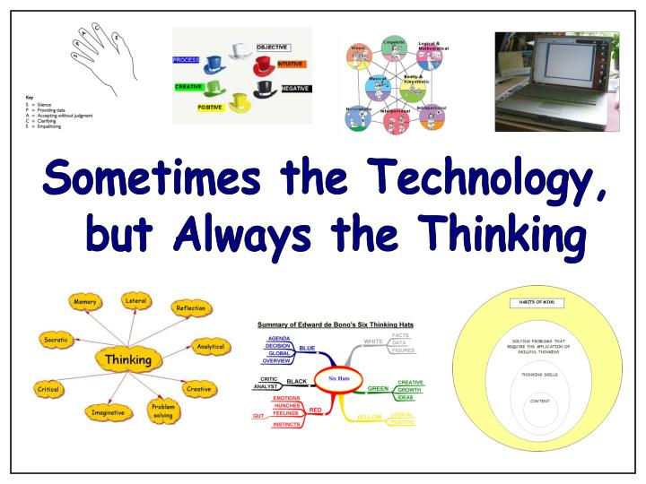 Sometimes the Technology,