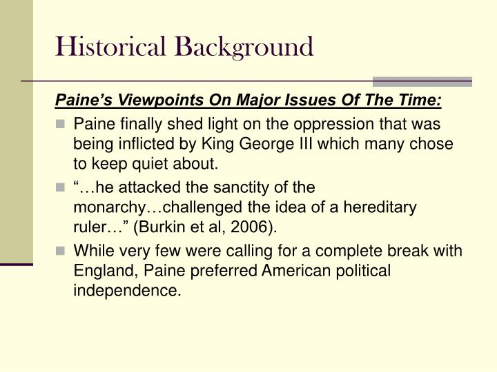 the influence of thomas paine history essay Thomas paine, (born january 29, 1737, thetford, norfolk, england—died june 8, 1809, new york, new york, us), english-american writer and political pamphleteer whose common sense pamphlet and crisis papers were important influences on the american revolution.