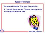 types of changes3
