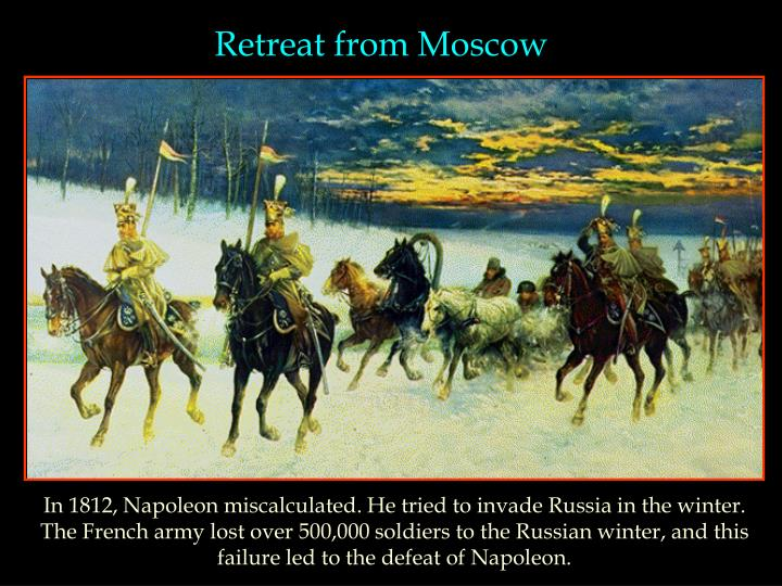 Retreat from Moscow