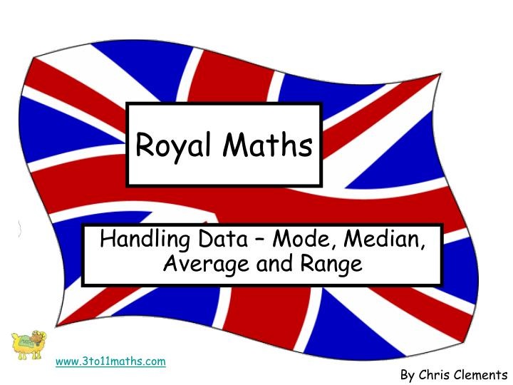 royal maths n.