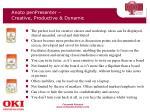 anoto penpresenter creative productive dynamic