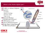 what is the anoto digital pen