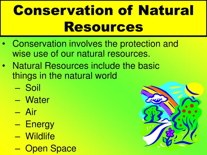 Natural Resources Soil Information