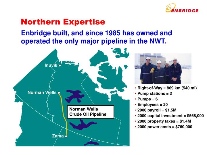 Northern Expertise