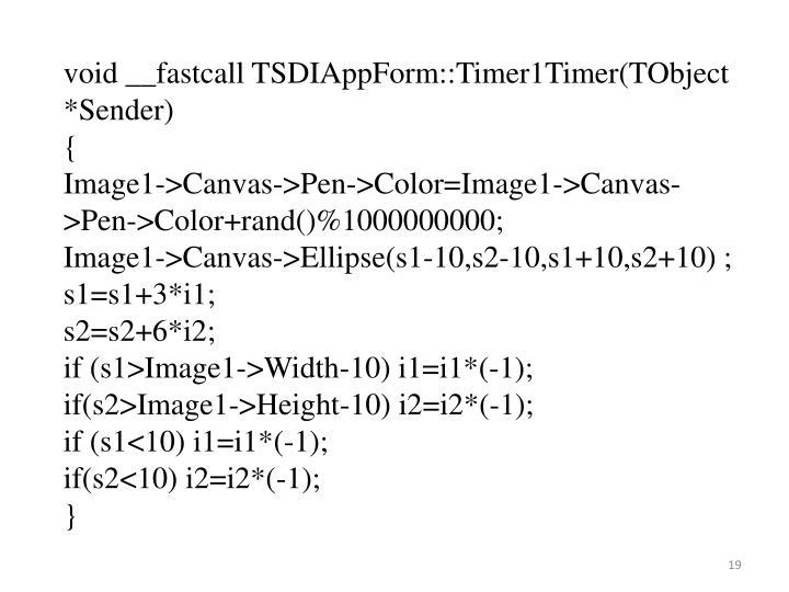void __fastcall TSDIAppForm::Timer1Timer(TObject *Sender)