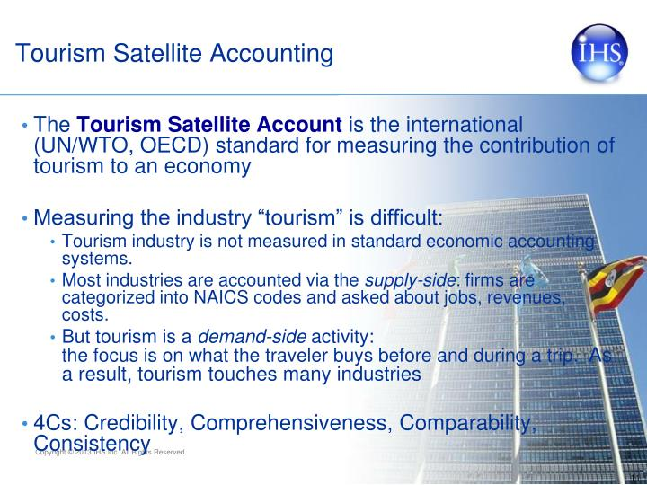 Tourism Satellite Accounting