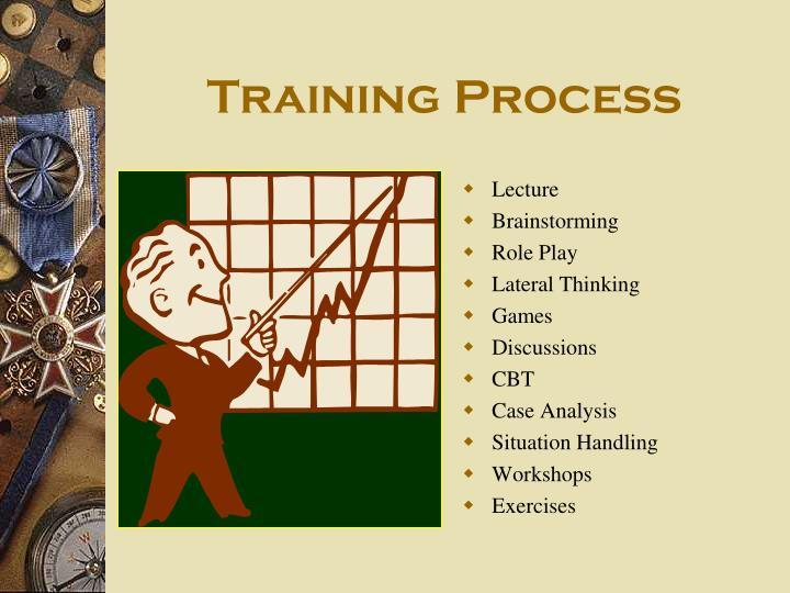 Training Process