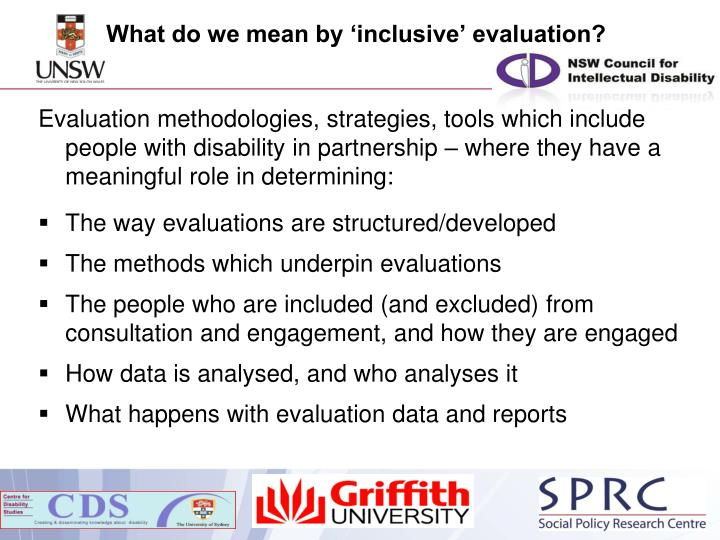 explain what is meant by inclusion and inclusive practices Explain what is meant by diversity, equality and inclusion 11 diversity, equality and inclusion will be explained and examples give throughout i will also look at ways in which setting can promote the different values, and looking at the different examples form by own settings.