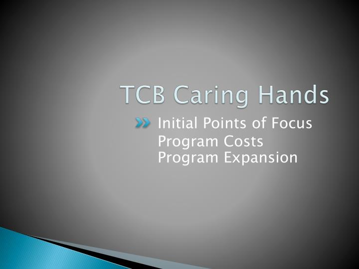 TCB Caring Hands
