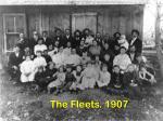 the fleets 1907