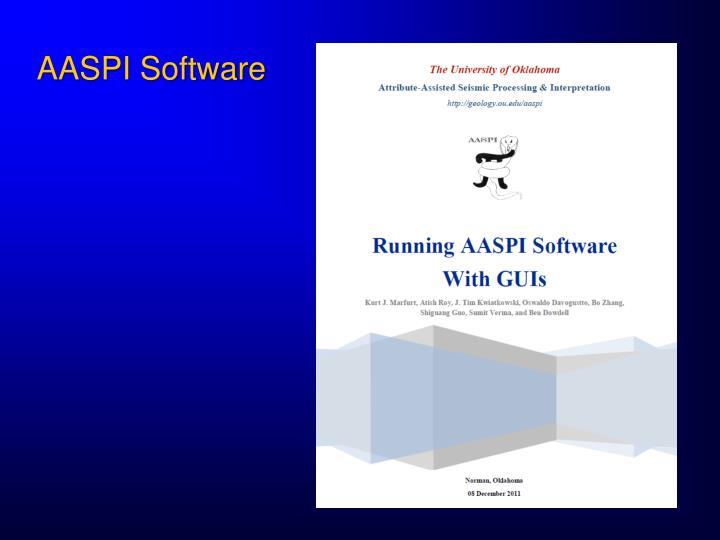AASPI Software