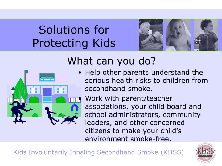 Solutions for Protecting Kids