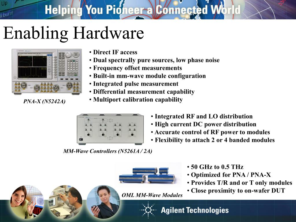PPT - Advances In Millimeter Wave Measurements PowerPoint