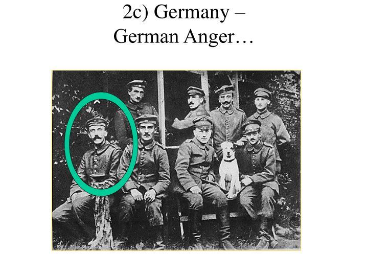 2c) Germany –