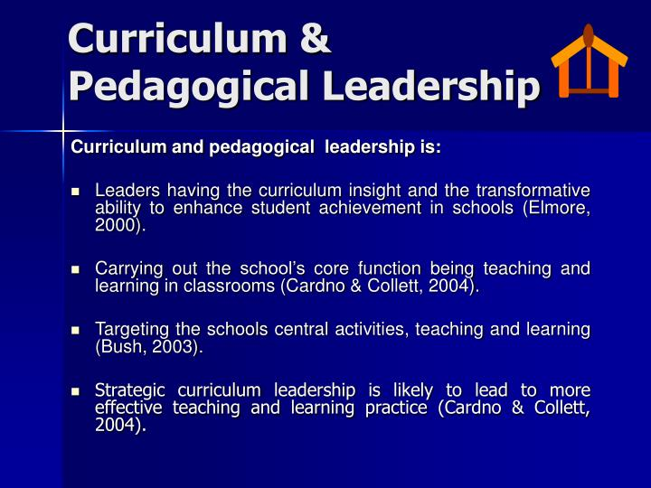 Curriculum &