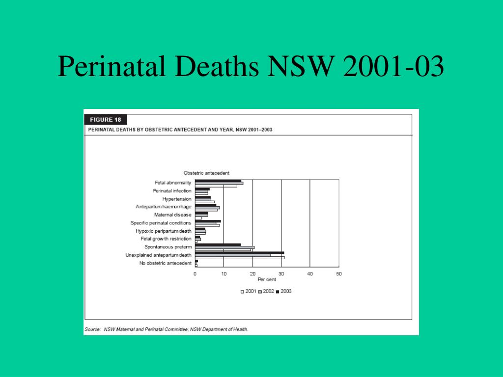 PPT - Perinatal Mortality PowerPoint Presentation - ID:6889848
