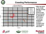 coasting performance