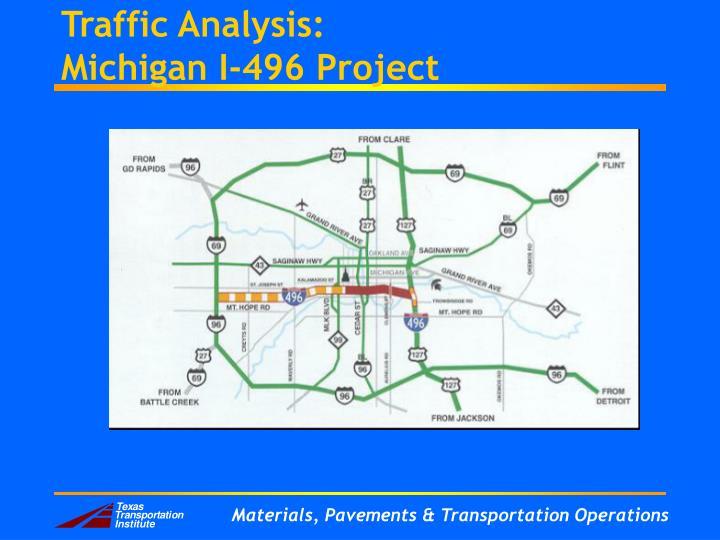 Traffic Analysis: