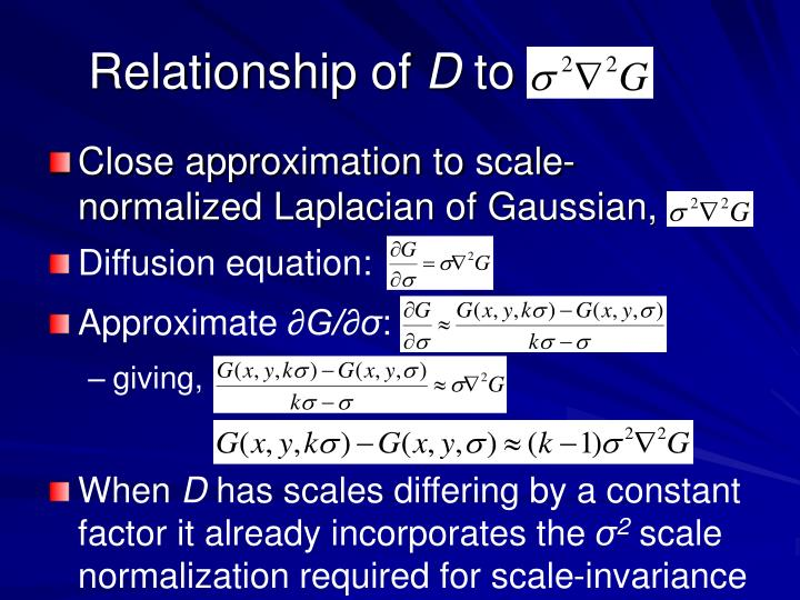 Relationship of