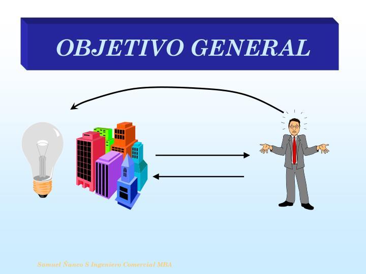 Objetivo general1