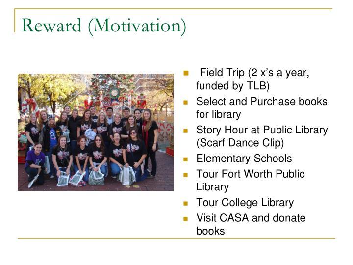Reward (Motivation)