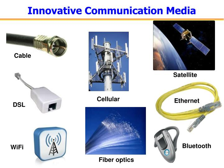 Innovative Communication Media