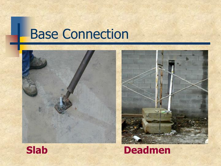 Base Connection