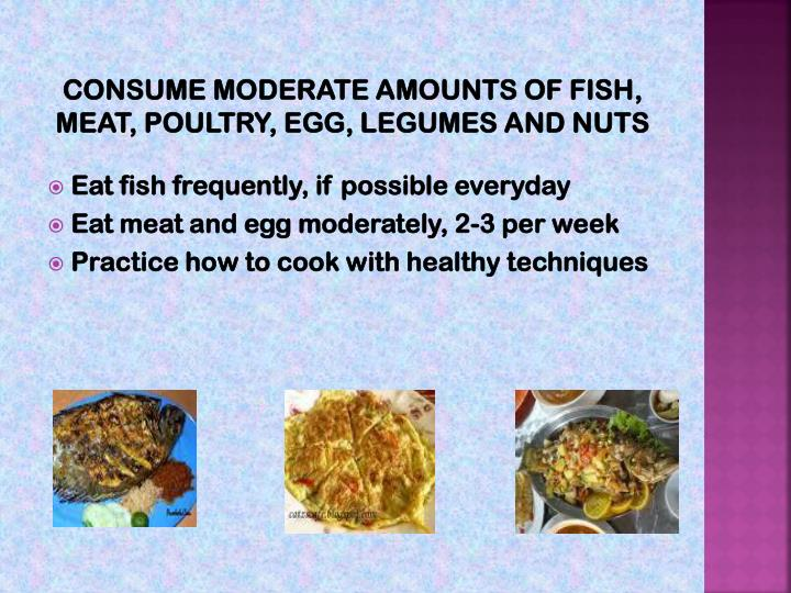 Ppt planning a healthy diet powerpoint presentation id for Eating fish everyday
