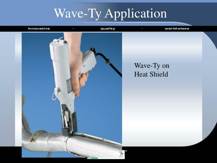 wave ty application n.