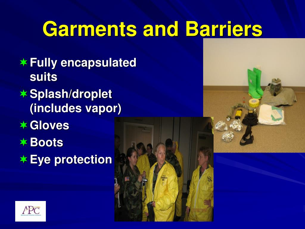 Ppt Personal Protective Equipment Ppe Powerpoint