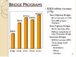 bridge programs