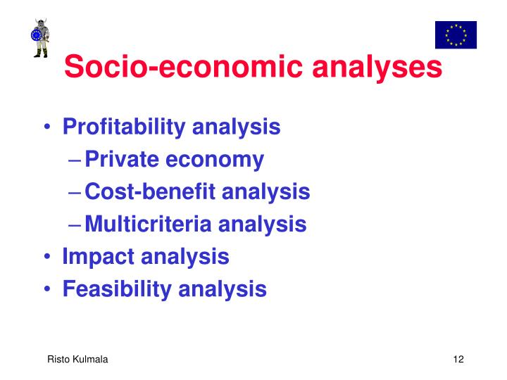 feasibility study for socio economic aspect A technical study of feasibility is an what is the technical study of feasibility a bottleneck in business operations refers to the slowest aspect of.