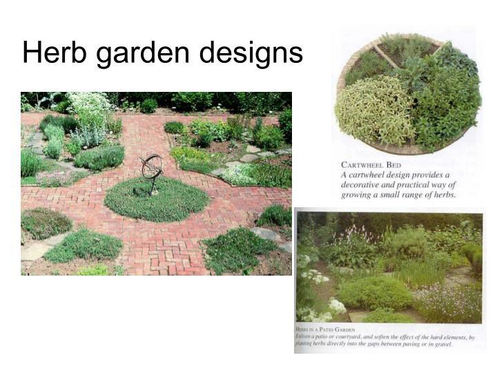 Ppt herb gardening powerpoint presentation id 6894108 for Herb garden design