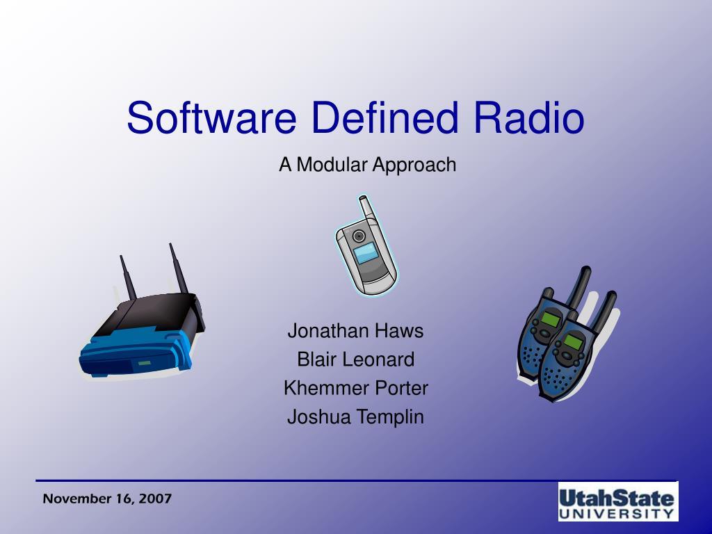Ppt Software Defined Radio Powerpoint Presentation Id6895851 Filehardware Block Diagram 1 8jpg Hpsdrwiki A Modular Approach N