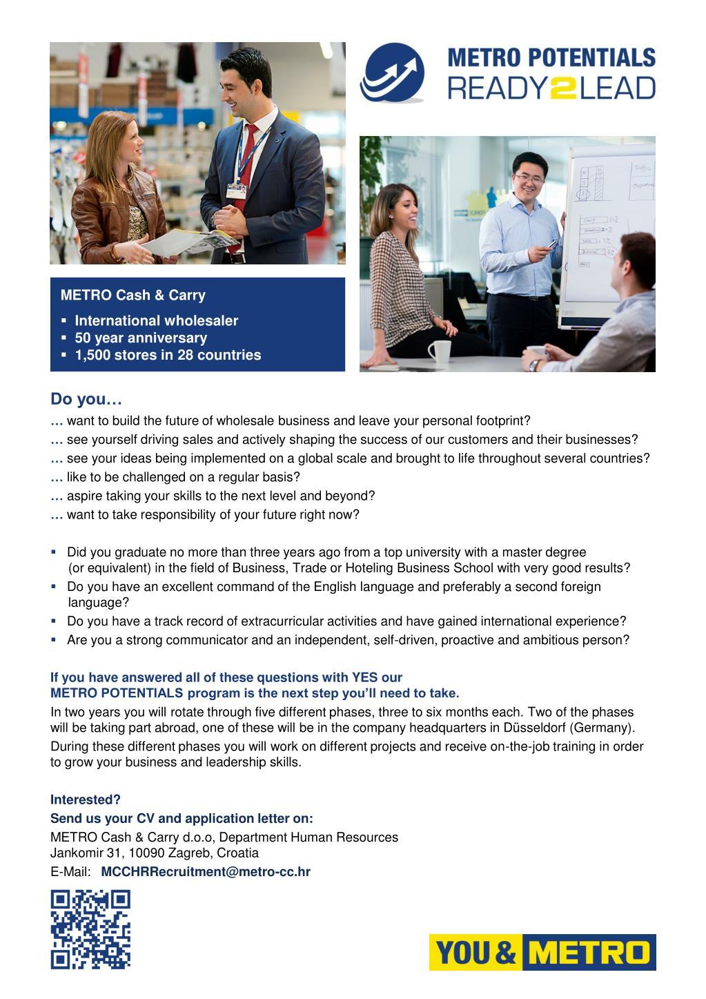 Ppt Metro Cash Carry International Wholesaler 50 Year Anniversary Powerpoint Presentation Id 6897104