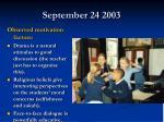 september 24 20031